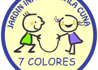 Jardín Infantil 7 Colores